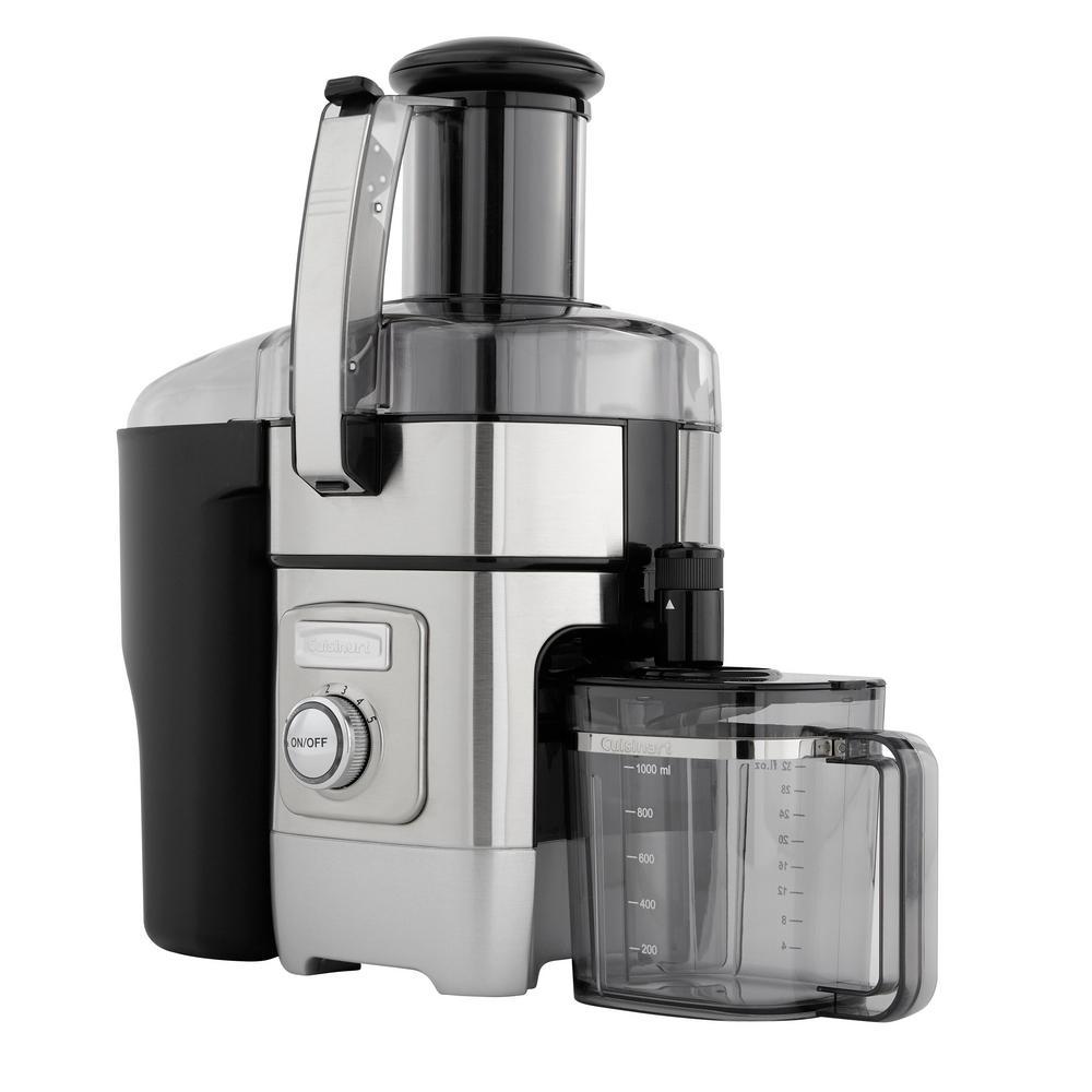 33 fl. oz. Stainless Steel Centrifugal Juicer