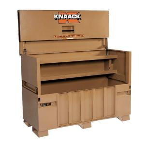 Knaack 72 inch x 30 inch x 49 inch Chest by Knaack