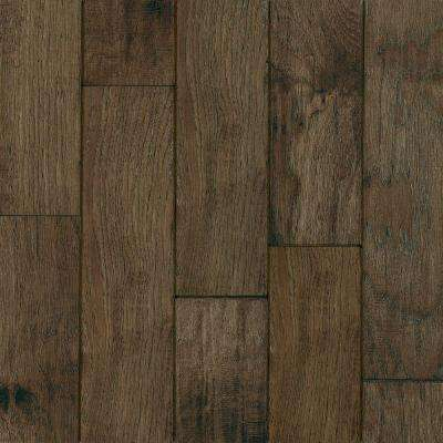 Hickory Ash Gray 3/8 in. Thick x 5 in. Wide x Varying