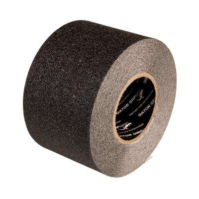 4 in. x 20 yds. Anti-Slip Safety Tape Black