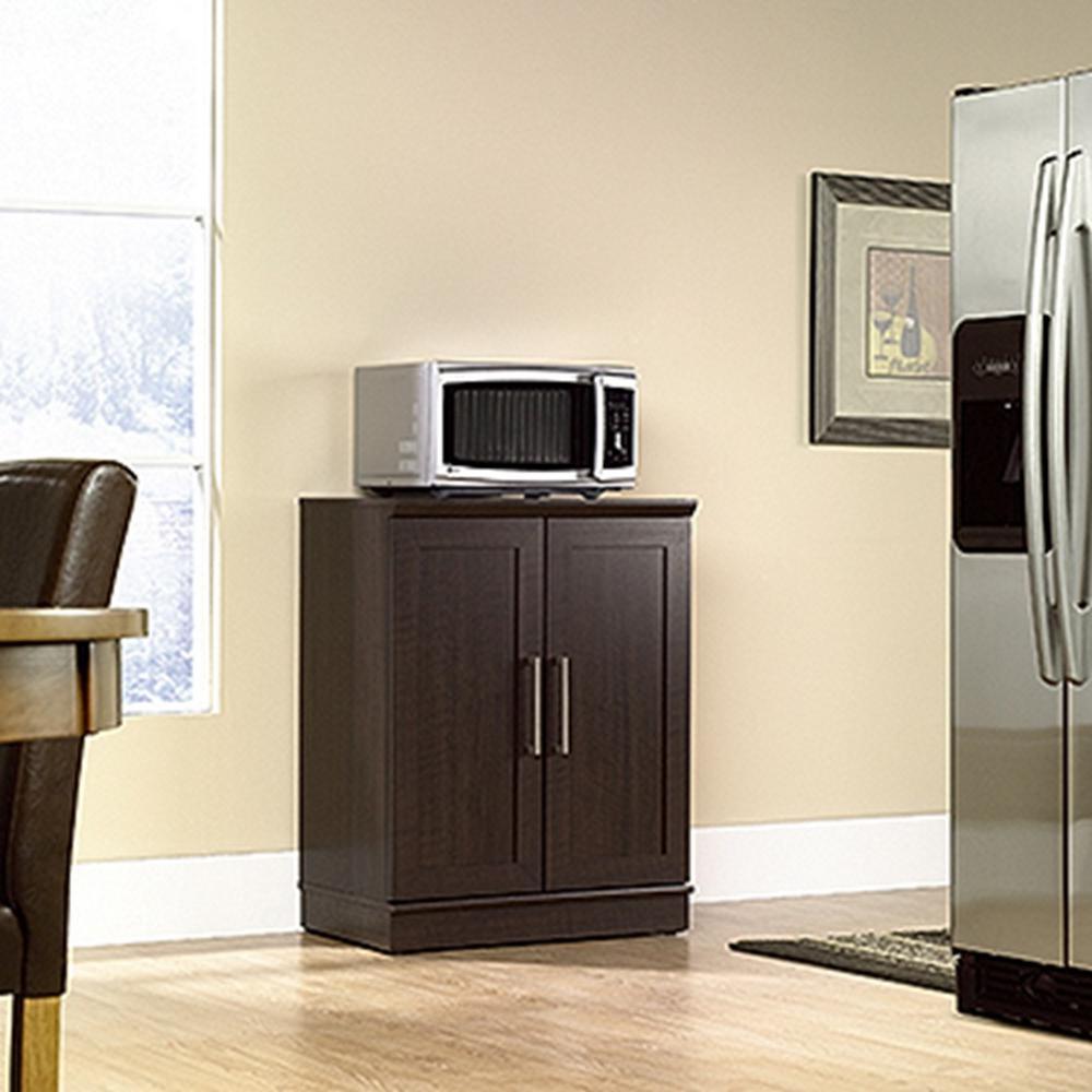 Home Plus Dakota Oak Storage Cabinet