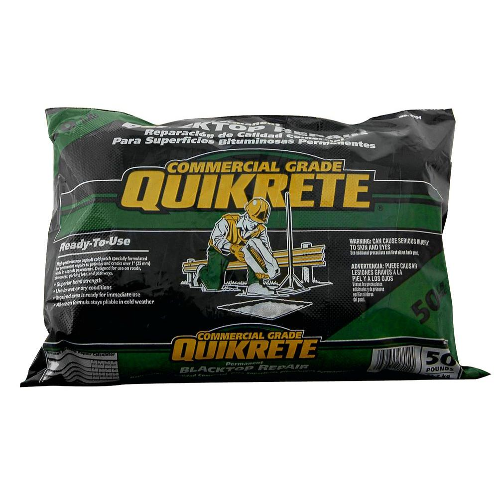 Quikrete 50 lb. Commercial Grade Blacktop Repair