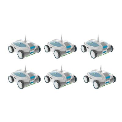 Breeze XLS In-Ground Auto Robotic Swimming Pool Cleaner Vacuum Cleaner (6-Pack)
