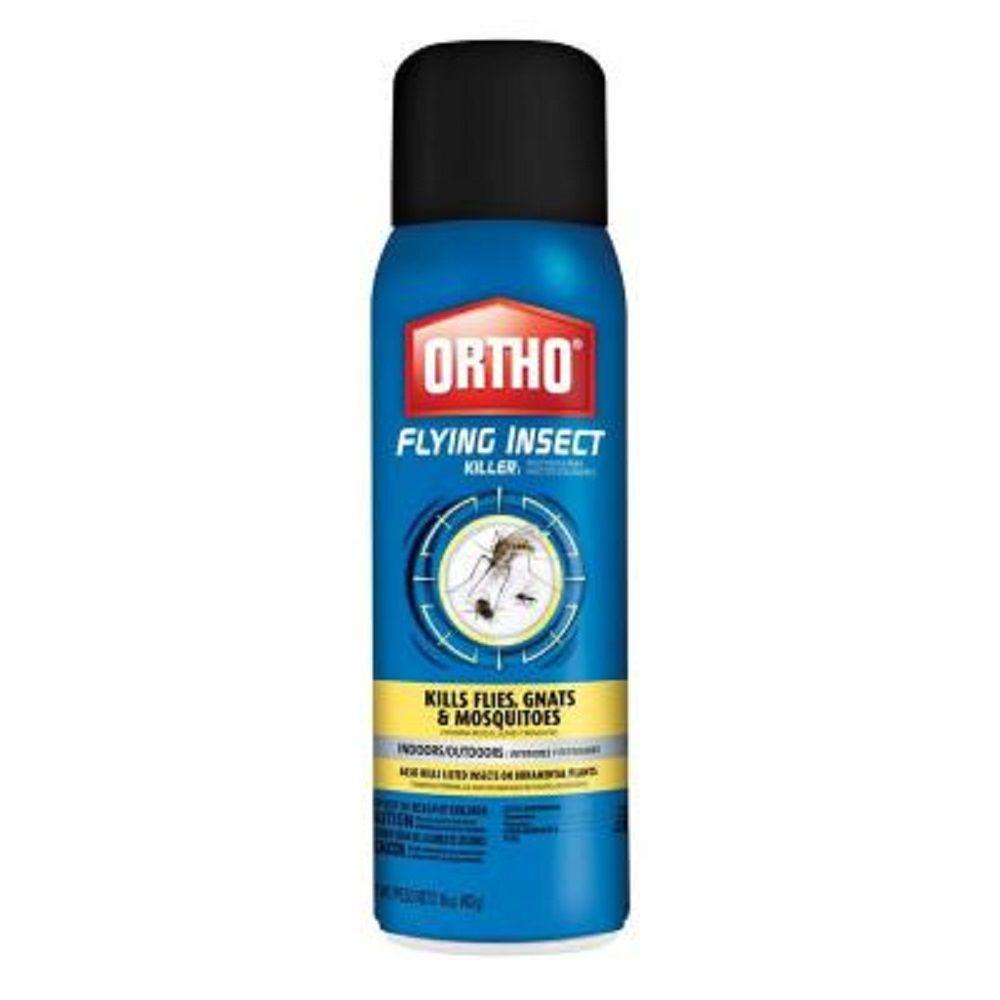 Ortho 16 Oz Flying Insect Killer Aerosol 0112610 The Home Depot