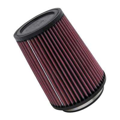 Filter Universal Rubber Filter 4 inch Flange 5 3/8 inch Base 4 3/8 inch Top 7 inch Height
