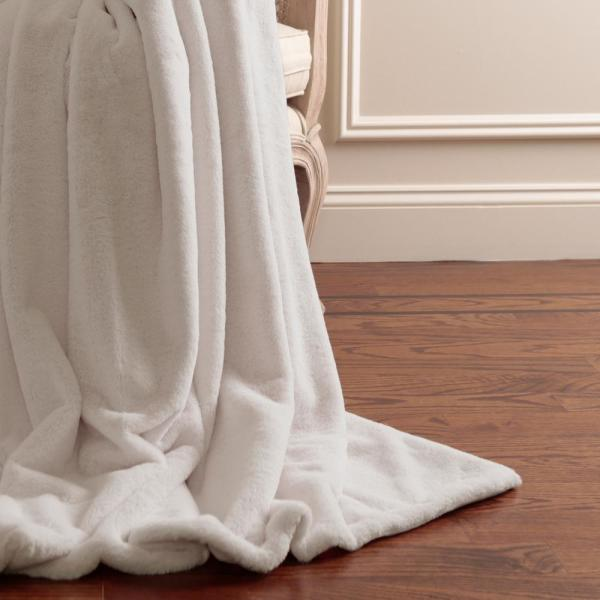 Luxe Various Polyester Throw Blanket