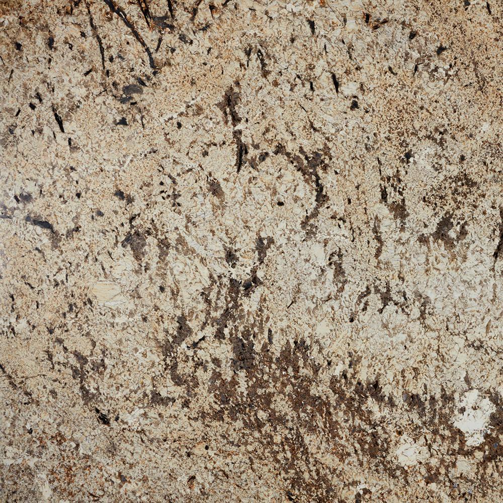 3 in. x 3 in. Granite Countertop Sample in Copenhagen