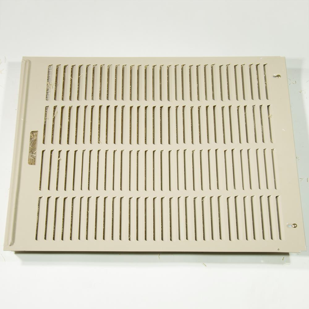 22-1/2 in. x 27-11/16 in. Louvered Side Assembly for 3000 DD/3000