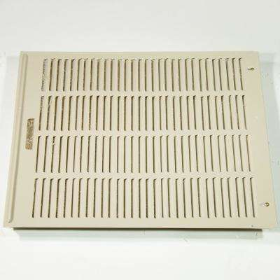 22-1/2 in. x 27-11/16 in. Louvered Side Assembly for 3000 DD/3000 SD/N30S and N31D