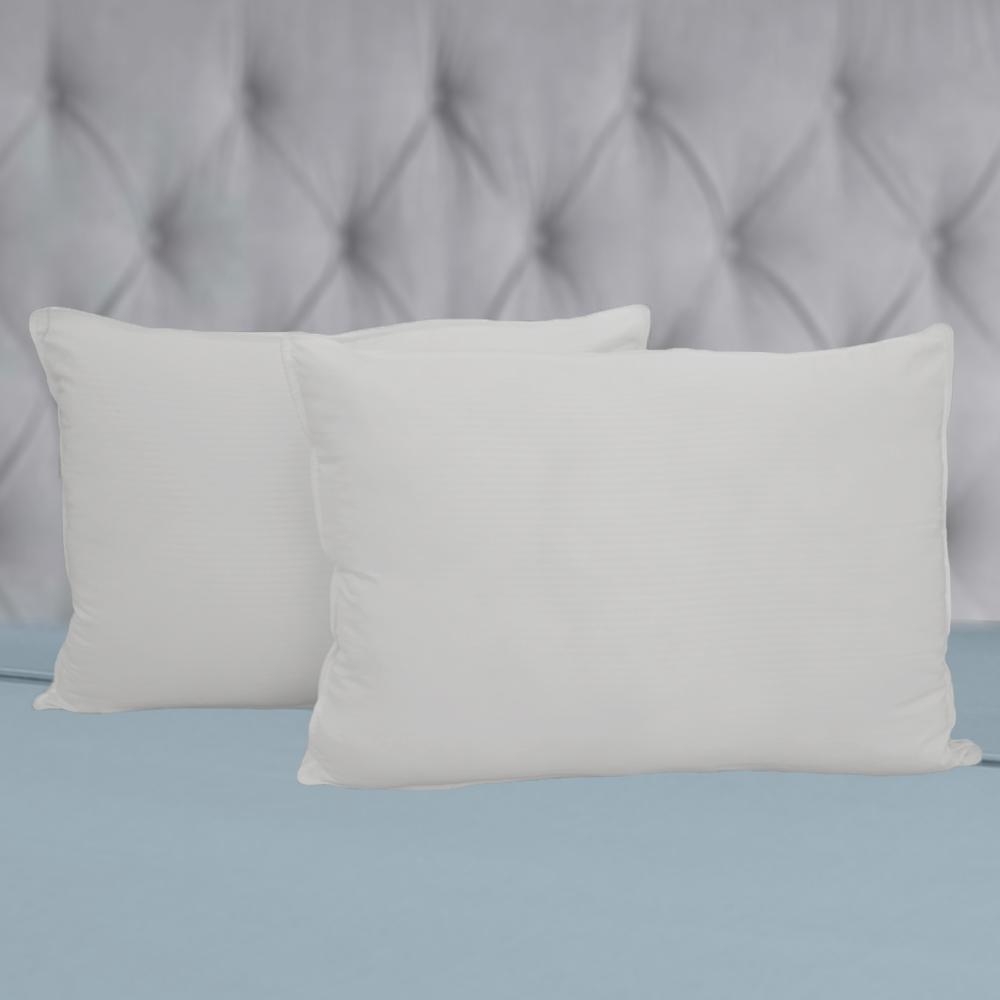 Hotel Collection Down Pillow Firm: Natural Comfort Hotel Selection Down Alternative