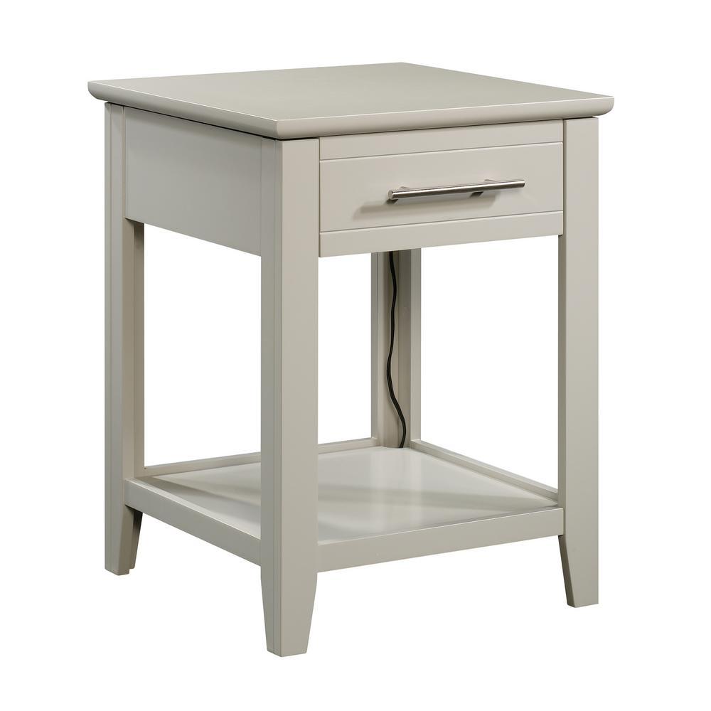 Adept Cobblestone Smart Center End/Side Table