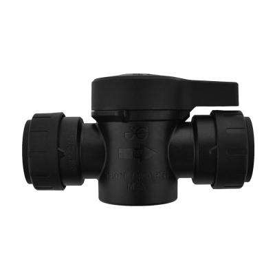 3/4 in. CTS ProLock Push-to-Connect Shut-Off Valve