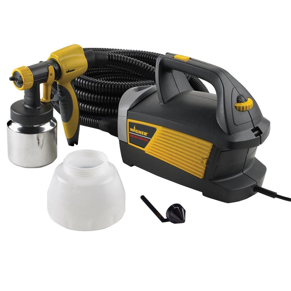 Wagner Control Spray Max HVLP Sprayer-0518080 - The Home Depot