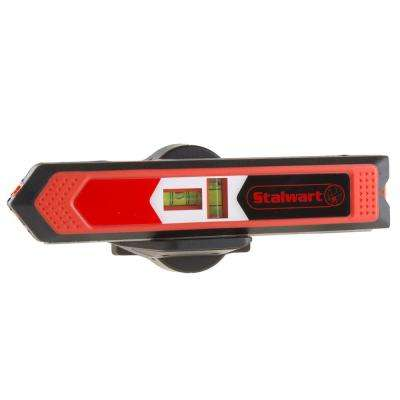 Combination Point and Line Laser Level
