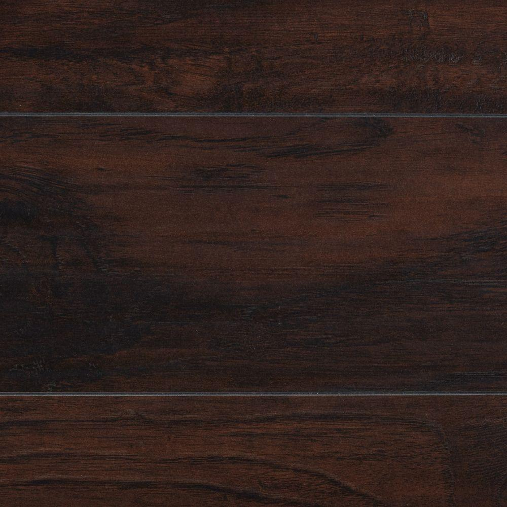 Dark Wood Laminate ~ Home decorators collection stanhope hickory mm thick