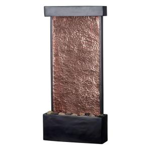 Kenroy Home Falling Water Lighted Table/Wall Fountain by Kenroy Home