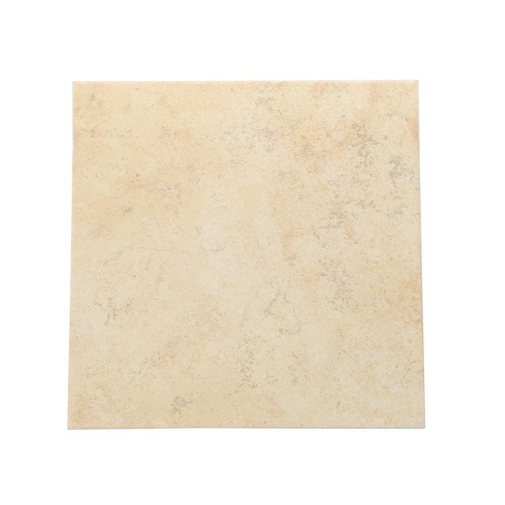 Daltile Brixton Sand 12 in. x 12 in. Ceramic Floor and Wall Tile (11 sq. ft. / case)