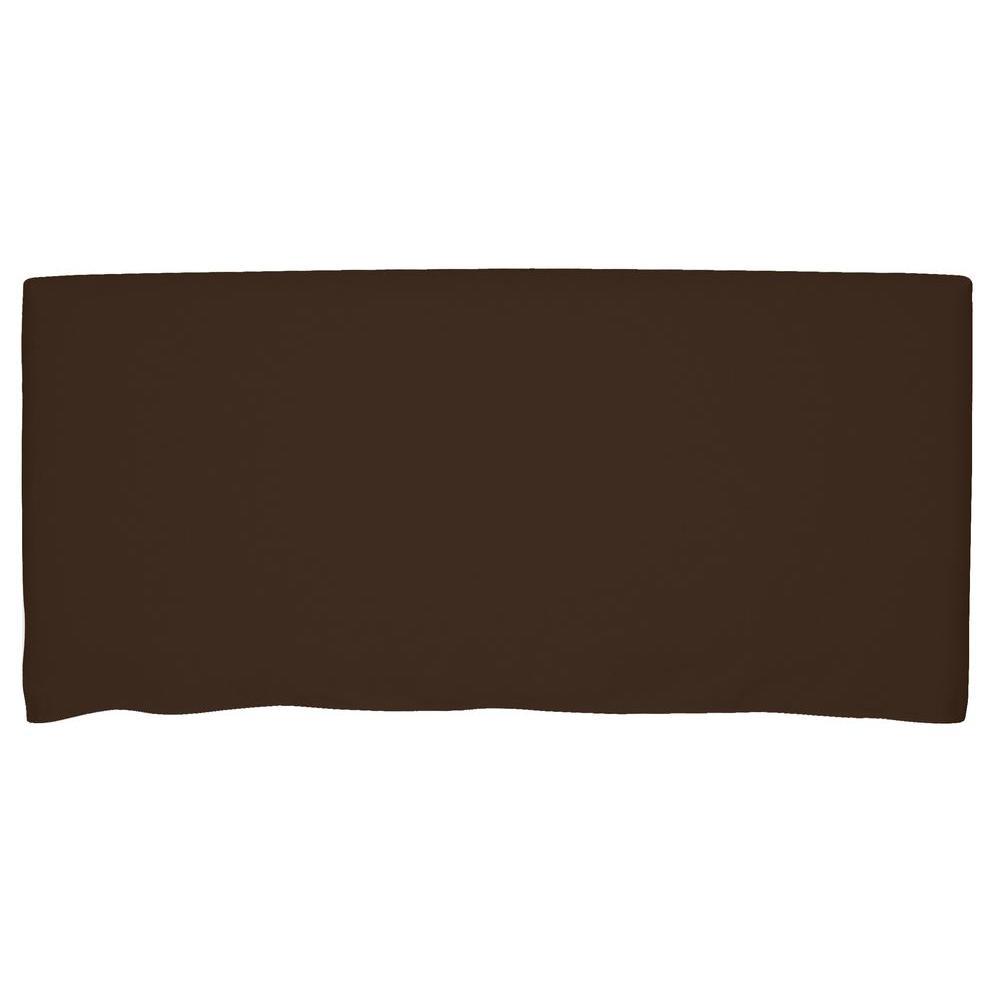 Bernese Chocolate California King Headboard