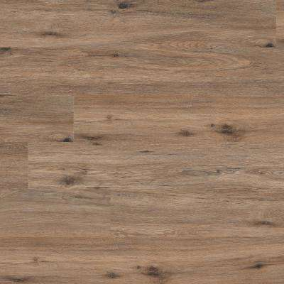 Woodland Forrest Brown  7 in. x 48 in. Rigid Core Luxury Vinyl Plank Flooring (23.8 sq. ft. / case)
