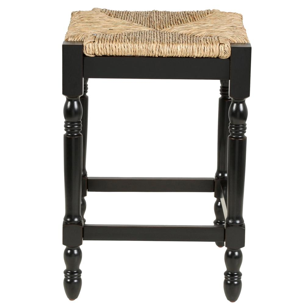 Kitchen Stools Home Depot: Home Decorators Collection Natalie 24 In. Counter Stool