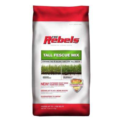 7 lbs. Tall Fescue Grass Seed PCG Mix