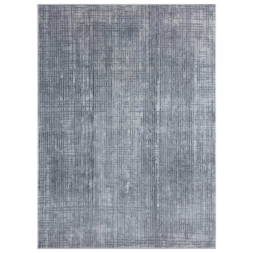 United Weavers Madrid Castile Grey 12 ft. 6 in. x 15 ft. Area Rug