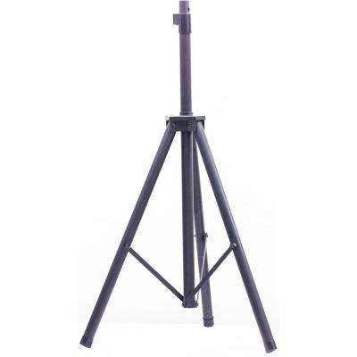 Height Adjustable Tripod Stand for Select Infrared Heat Lamps in Black