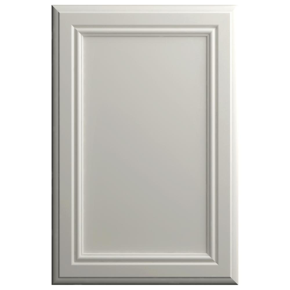 11x15 in. Sprewell Cabinet Door Sample in Linen