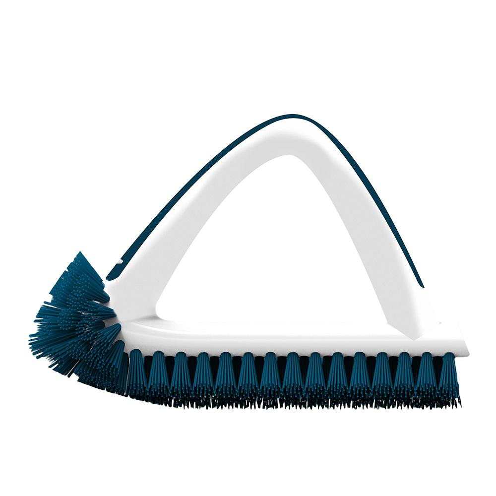 Unger 2-in-1 Corner and Grout Scrubber-979870 - The Home Depot
