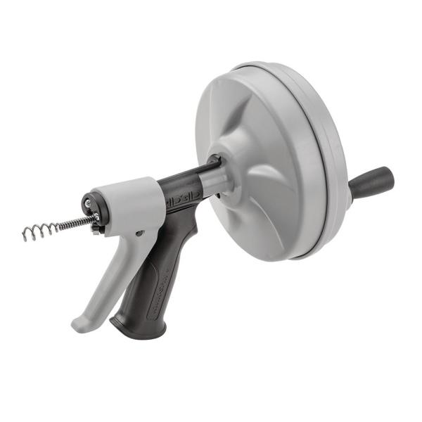 KwikSpin+ 1/4 in. x 25 ft. Auger