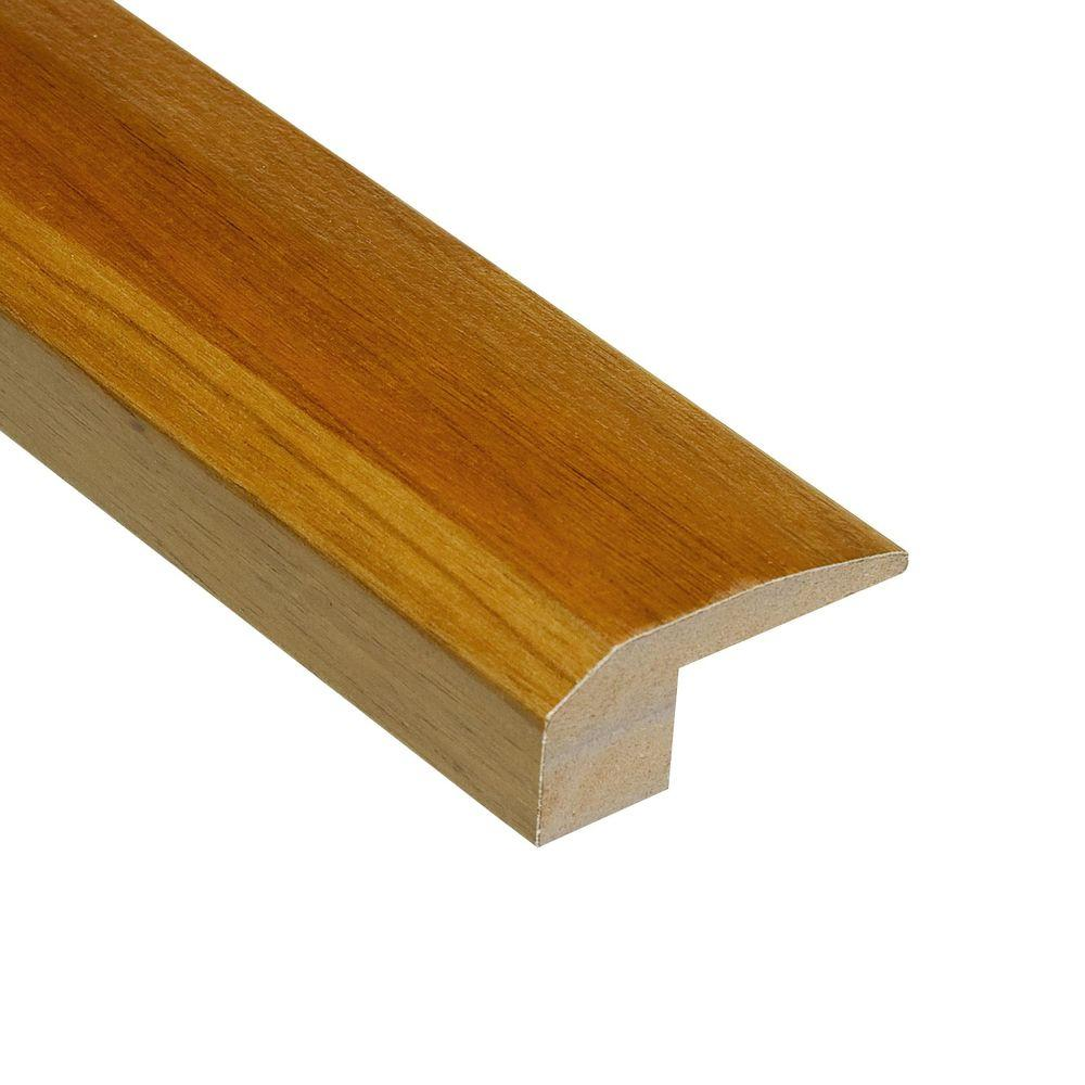 Home Legend Teak Natural 3 4 In Thick X 2 1 8 In Wide X