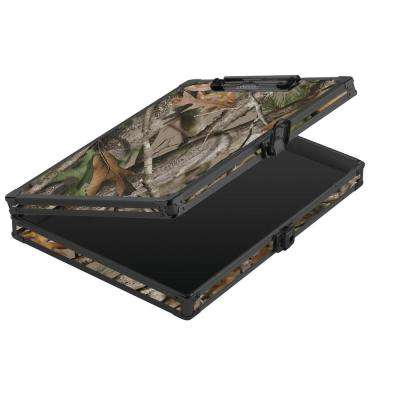 Locking Storage Clipboard, Letter Size, Key Lock, Next Camo