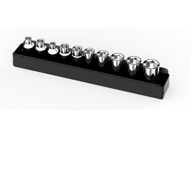 6.8 in. W Magnetic 1/4 in. Drive Shallow Socket Tray