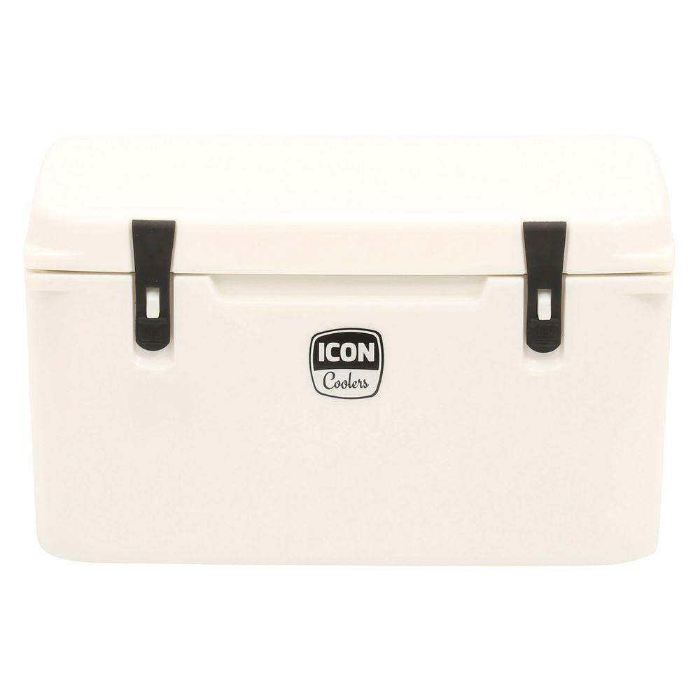 50 qt. White Performance Cooler