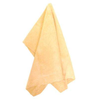3.5 sq. ft. Leather Chamois Cloth