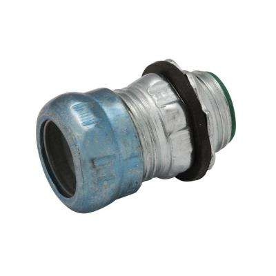 EMT 3/4 in. Insulated Raintight Compression Connector (25-Pack)