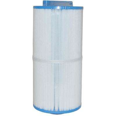CH Series 5-5/8 in. Dia x 6 in. 25 sq. ft. Replacement Filter Cartridge with Semi Circular Handle