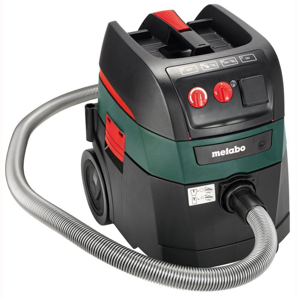 Metabo 9 Gal All Purpose Vacuum With Auto Clean Filter
