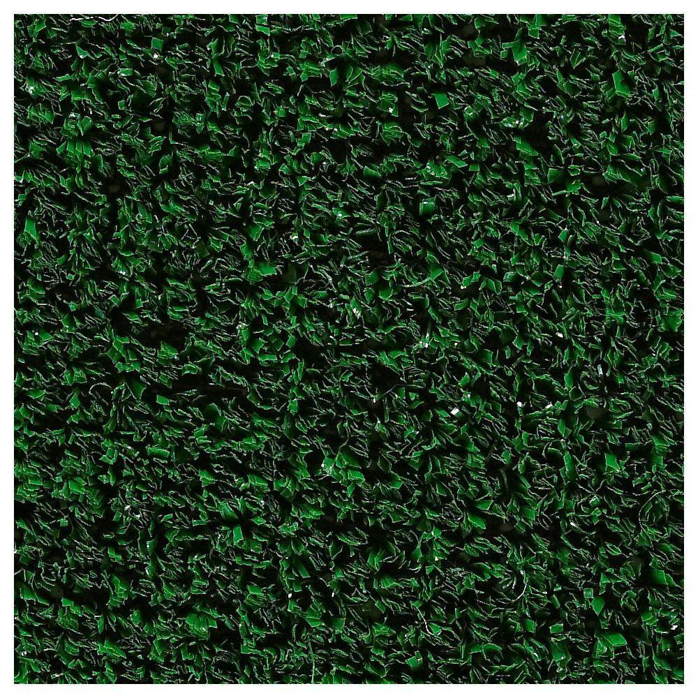 Vantage - Color Ivy Green Artificial Grass 6 ft. Carpet