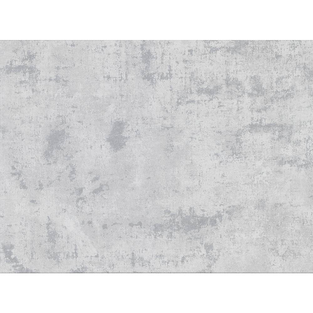 Quimby Grey Faux Concrete Wallpaper