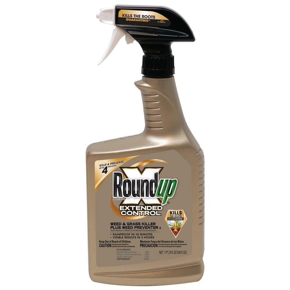 Roundup 24 oz. Extended Control W and G Killer RTU Trigger