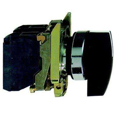 22 mm 3 Position Selector Switch Assembly