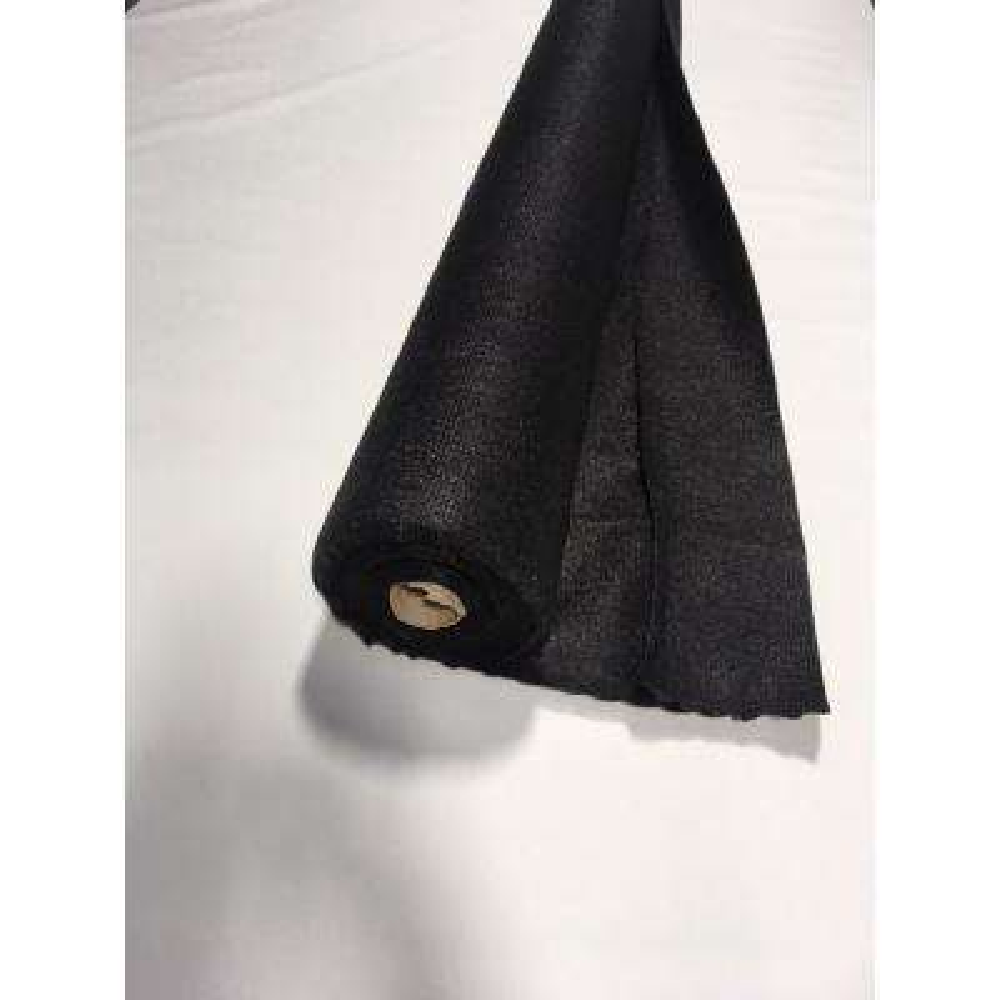 92 in. H x 1800 in. W High Density Polyethylene Black Privacy/Wind Screen Fencing