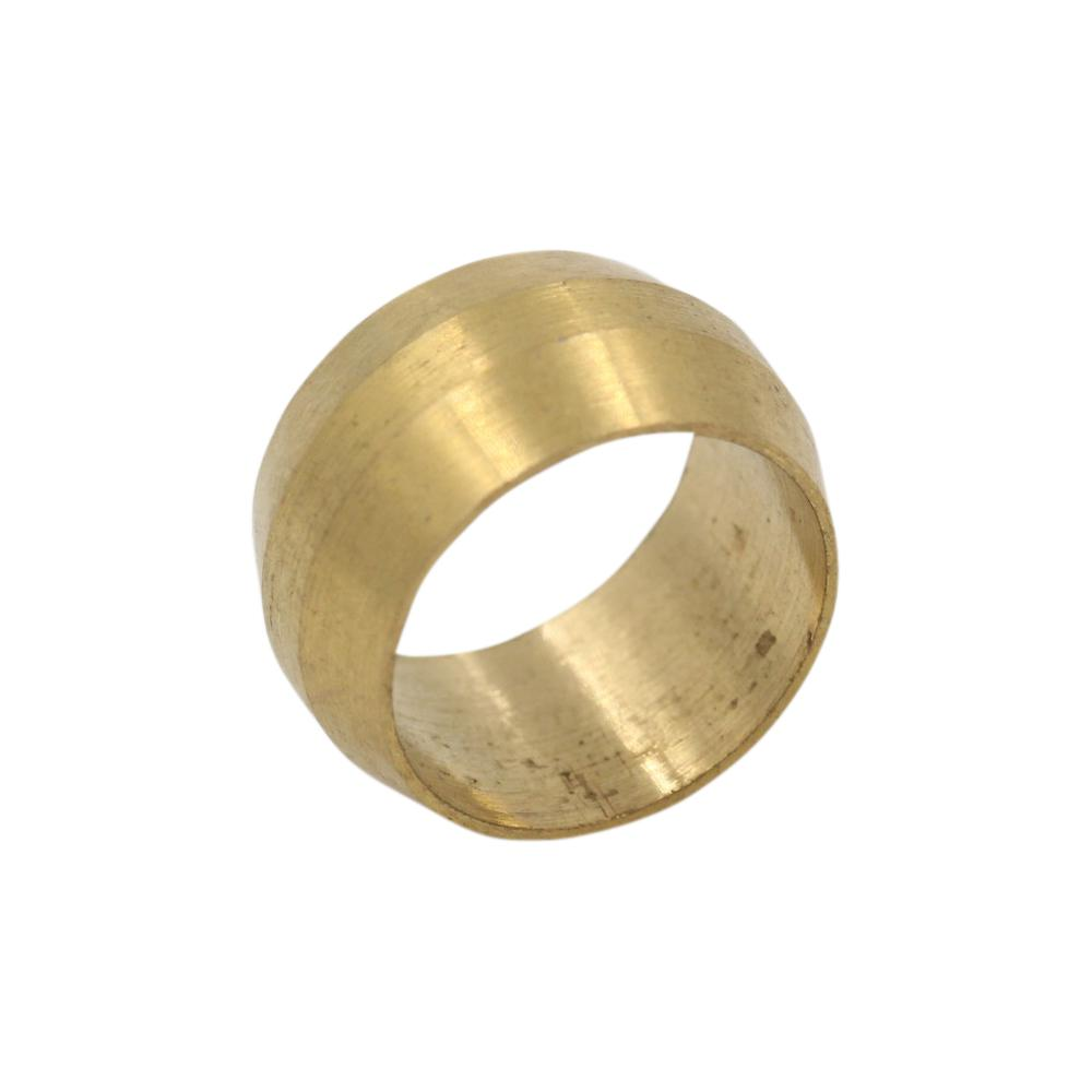 Brass Compression Sleeve Kit (8-Pack)