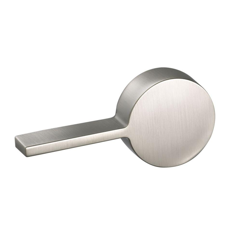 Cimarron Trip Lever in Vibrant Brushed Nickel