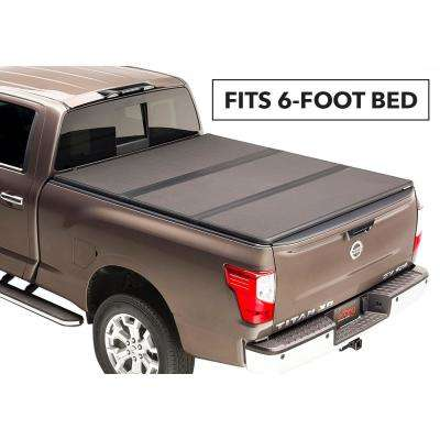 Solid Fold 2.0 Tonneau Cover for 05-15 Toyota Tacoma 6 ft. Bed