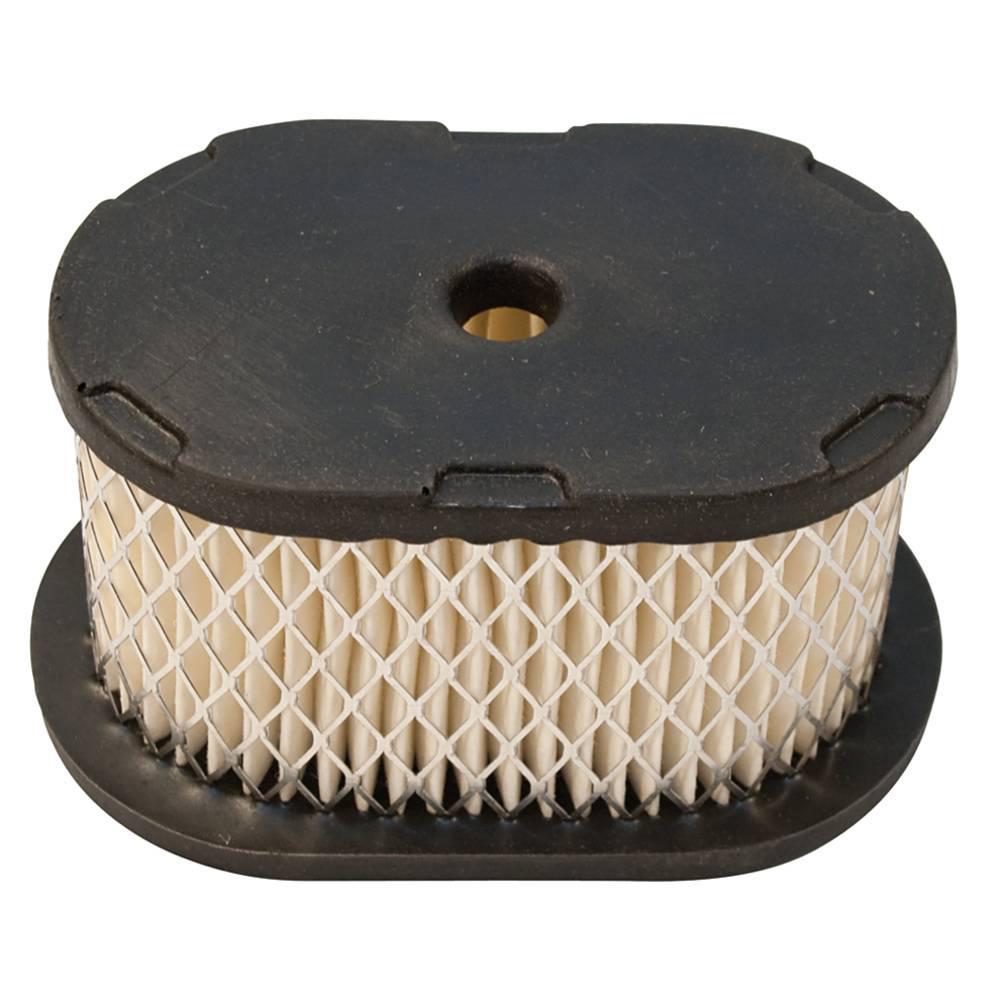 Air Filter for Briggs and Stratton 12U800-12U899, 123V02, 123V09, 12V800-12V899, 12W802 5055K, 5055, 497725S