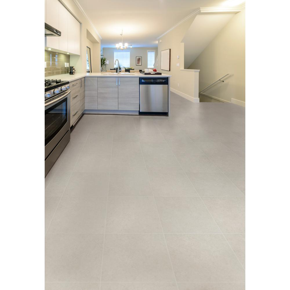 Trafficmaster Walton Noce 12 In X 12 In Ceramic Floor Tile 11 Sq