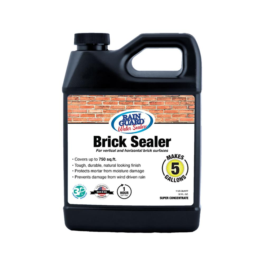 32 oz. Brick Sealer Super Concentrate Penetrating Water Repellent (Makes 5