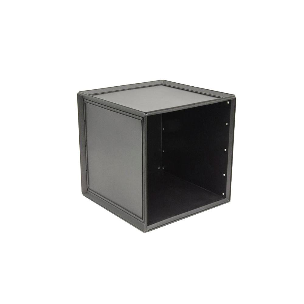 Black Storage Cube 2 Pack